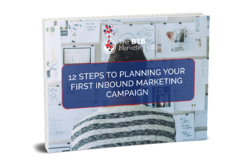 12 steps to planning your first Inbound Campaign ebook thumbnail