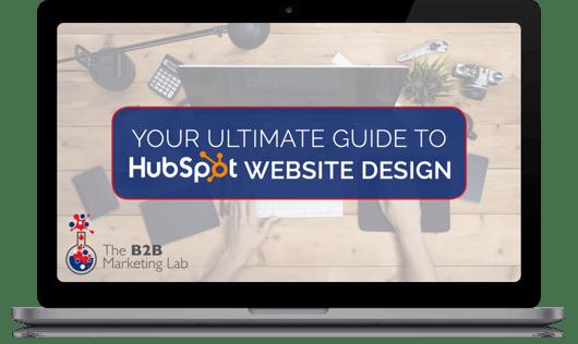 HubSpot Website Design CTA
