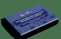 The b2b inbound marketing manager palybook