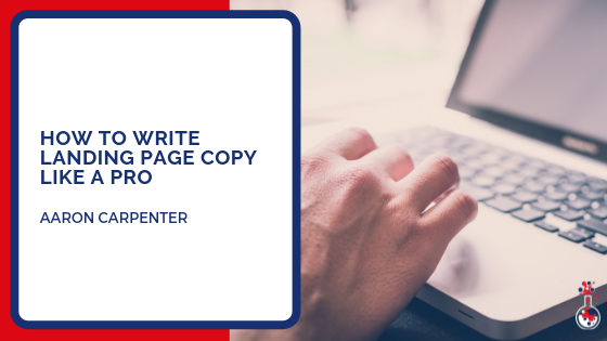 How to write landing page copy like a boss