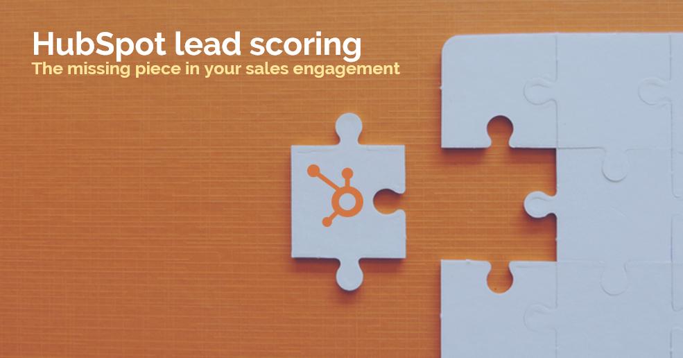 HubSpot Lead Scoring