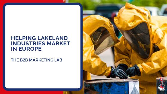 Lakeland industries blog image